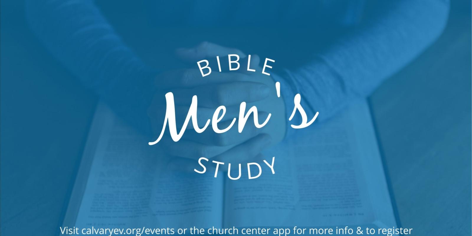 mens bible study in gilbert az